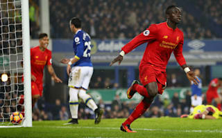 Derby win proves Liverpool can win title, says Mane