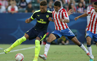 Wenger: Oxlade-Chamberlain has it all