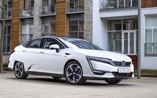 First Drive: Honda Clarity
