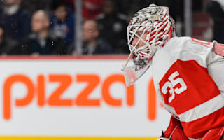 Red Wings move closer to play-offs, Oilers hammer Canucks