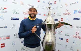 Garcia eases to Dubai victory
