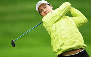 Chun, Park claim early Evian lead
