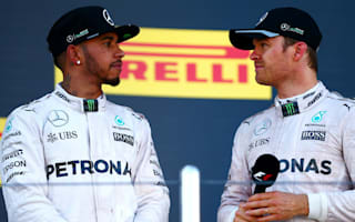 Mercedes drivers collide and retire on first lap of Spanish Grand Prix