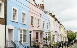 One in five London properties for sale cost more than £1 million