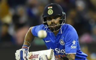 Kohli and Jadhav fire explosive India past England