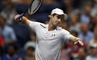 Murray rues serving display in US Open loss