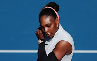 Williams sisters make swift Auckland exit