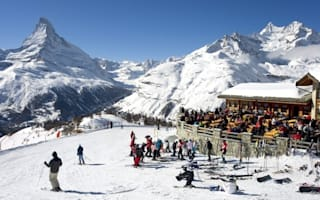 British tourists stuck at Zermatt ski resort after avalanche