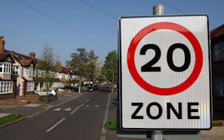 Public back 20mph speed limit