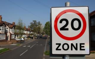 Public back 20mph speed limit