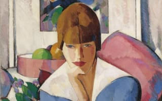 John Duncan Fergusson painting sells for record sum