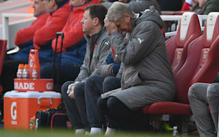 Henry backs Wenger stay despite Arsenal's 'mental problem'
