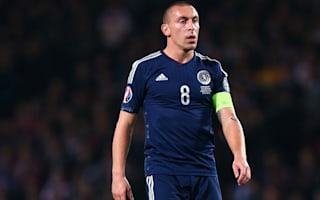 Brown returns for Scotland squad to face England