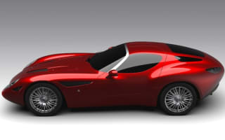 Zagato Mostro is a stunning homage to Maserati