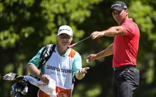 Day, Piercy tied at the top