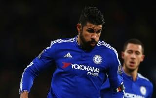 Costa goal lifts weight off striker's shoulders - Mourinho
