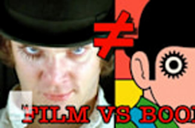 The top adaptation differences in 'A Clockwork Orange'