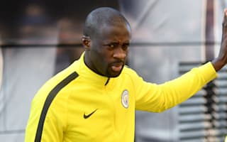 Toure wants Manchester City's mentality to match Real Madrid and Barcelona