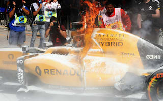Magnussen: Fire could have been worse with Halo