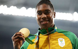Rio 2016: Farah, Semenya star on final night of track and field action