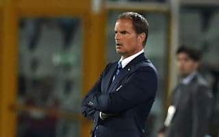 De Boer hails 'important' victory for Inter at Pescara