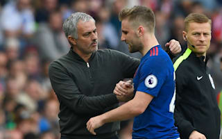 Mourinho 'really pleased' with Shaw showing at Sunderland