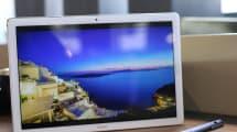 Huawei MediaPad M5 es la primera tablet con cristal curvado