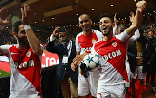Monaco 4 Lille 0: Falcao and Silva all but seal Ligue 1 title