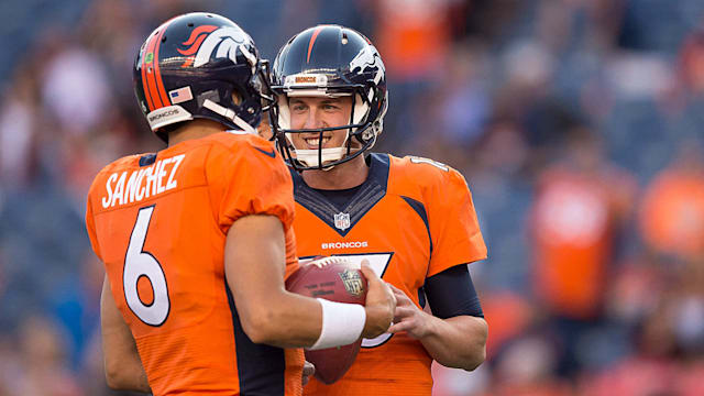 Trevor Siemian expected to start for Broncos against Rams