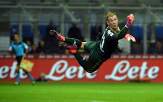 Hart not thinking about Manchester City return