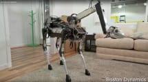 Boston Dynamics ha creado un robot que puede hasta preparar el lavavajillas