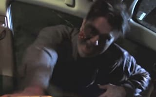 LAPD releases zombie video to highlight car crime