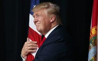 Cheeky web user trumps Donald
