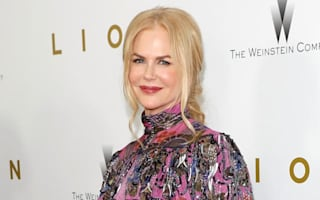 Nicole Kidman picked for top film award for Lion