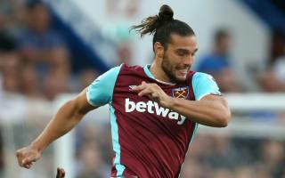 Carroll to make West Ham return against Arsenal