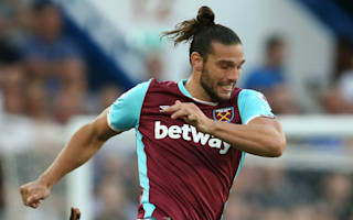 Carroll to make West Ham return against Arsenal