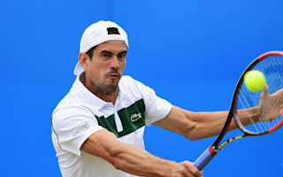 Garcia-Lopez survives scare, Pospisil crashes out in India