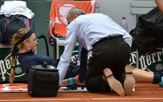 Knee injury rules Azarenka out of Wimbledon