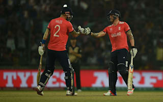 'I just gave it a crack' - Roy modest after WT20 heroics