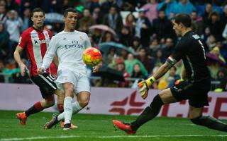 La Liga review: Ronaldo leads Madrid the way&#x3B; Valencia win at last