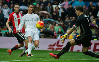 La Liga review: Ronaldo leads Madrid the way&#x3B; Valencia win at last