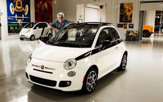 2011 Fiat 500, one careful owner: £222,000