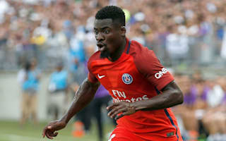 My counters are reset at PSG - Aurier