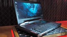 Este portátil de Acer de 21 pulgadas cuesta 9.000 dólares