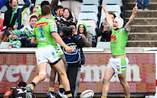 Warriors edged out again, Storm hit the summit