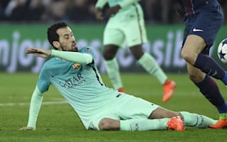 PSG better tactically and physically - Busquets anguish at chastening Barcelona loss