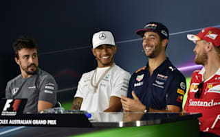 F1 Raceweek: Mind games in full flow as Hamilton and Vettel disagree on favourites tag