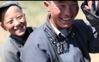 Video of the day: Exploring Nomadic Mongolia