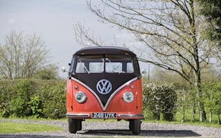 1957 Type 2 Samba Microbus heads to auction at Goodwood