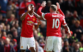 Manchester United future is bright, insists Rooney